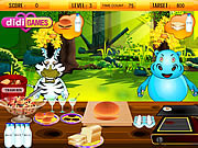 Play Forest restaurant Game