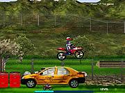 Bike Zone game