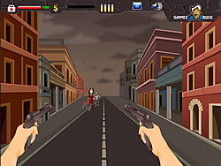 Fire The Zombies game