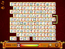 Mahjong Link game