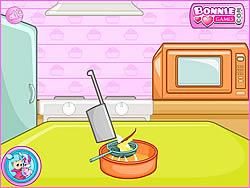 Creme Caramel game