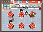 Nina's Pizza Restaurant game