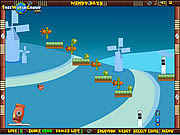 Play Domino fall 2 Game