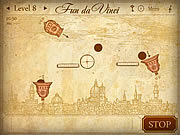 Fun Da Vinci game