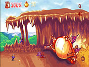 Play Red dragon rampage Game