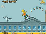 Play Bart on skate Game
