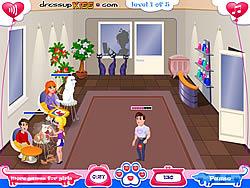Lilly Kiss: Pet Salon game
