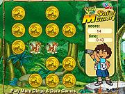 Play Go diego go safari memory Game