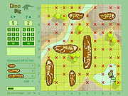 Play Dino dig Game