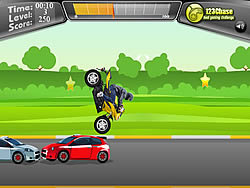 2 Wheeler Stunt game