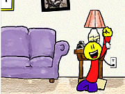 Watch free cartoon Blockhead Episode 2: Home Shopping