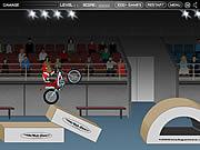 Bike Trial game