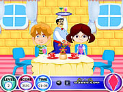 Youngsters Kiss  game