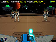 Blue Beetle - Blast Attack game
