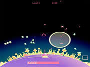 Planetary Orbital Defense game