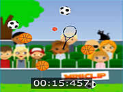 Play Racket balancing Game