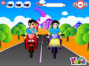 Juega al juego gratis Riding On Kiss