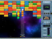 Space Stacker game