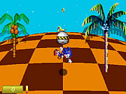Play Sonic boom cannon 3d Game
