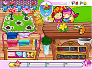 Play Bettys flower shop Game