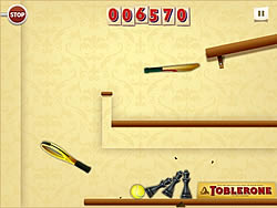 Tackle a Toblerone  game
