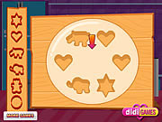 Little Cookie Maker game