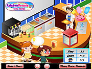 Play Popcorn booth Game