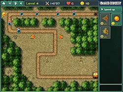 Elemental War game
