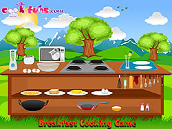 Breakfast Cooking Game game