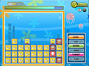 Spongebob Pick the Pairs game