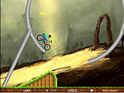 Super Bike Ride game