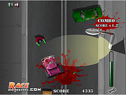 Zombie Night Madness game