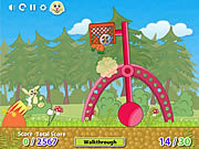 Play Rabbit launcher Game