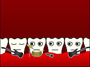 Watch free cartoon Toof 2 : Rock Out