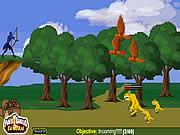 Saban's Power Rangers Samurai game