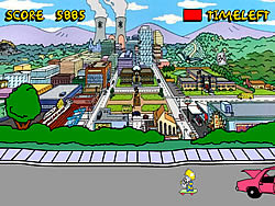 Homer's Beer Run 2 game