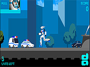 Cyber Swat game