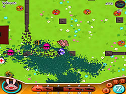 Zombie Kids - Easter Day game