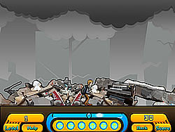 Run For Life game