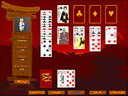 juego Ronin Solitaire