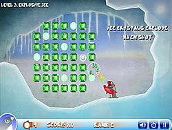Penguin Gem Cannon game