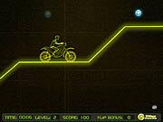 Neon Racer game