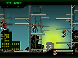 The Green Samurai game