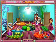 Play Lisas daycare center Game