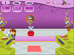 Shopping Pets game
