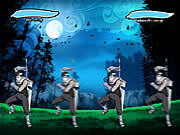 Shadow Clone Battle game