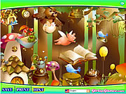 juego Magic Forest Decoration