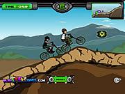 Ben 10 BMX game