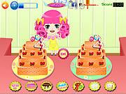 juego Cake Deco Contest