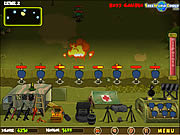 Play Pet soldiers Game